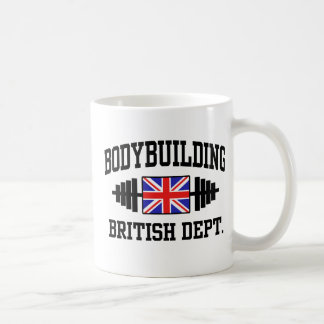 British Bodybuilder Coffee Mug