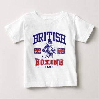 British Boxing Baby T-Shirt