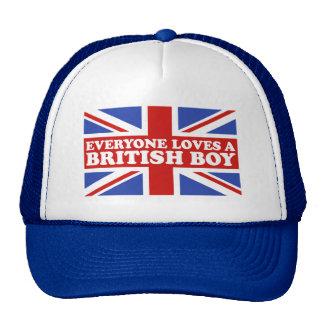 British Boy Hats