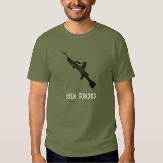 British Bren Gun .303.Army Tee
