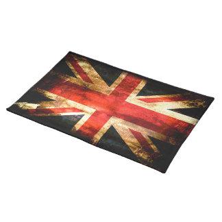 British Bretagna flag Cloth Placemat