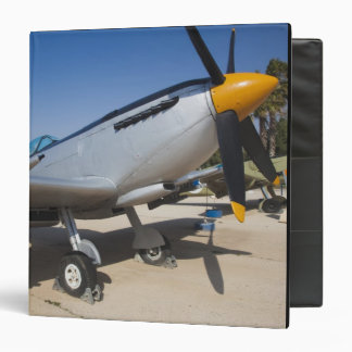 British-built Spitfire fighter Binder