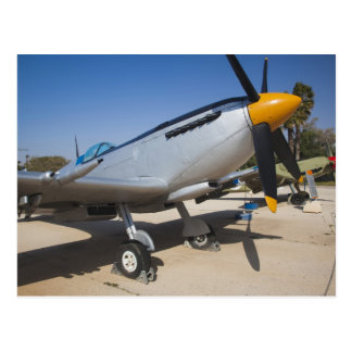 British-built Spitfire fighter Postcard
