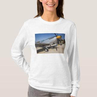 British-built Spitfire fighter T-Shirt