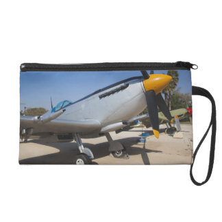 British-built Spitfire fighter Wristlet Purse