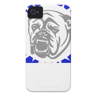 British Bulldog Case-Mate iPhone 4 Case