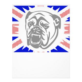 British Bulldog Letterhead