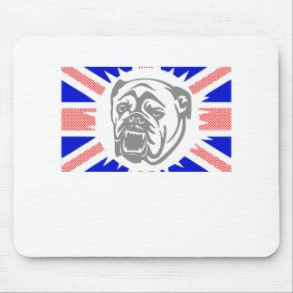 British Bulldog Mouse Pad