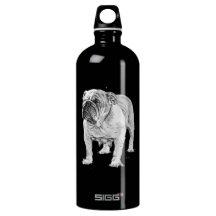 British Bulldog SIGG Traveler 1.0L Water Bottle