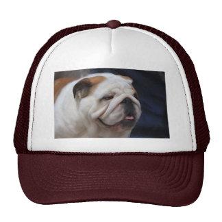 British Bulldog Trucker Hat