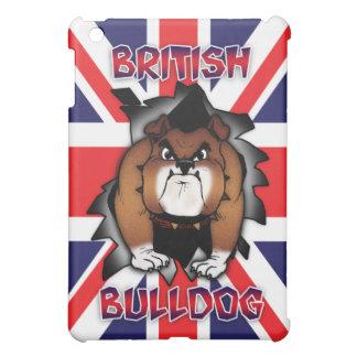 British Bulldog - Union Jack -  Case For The iPad Mini