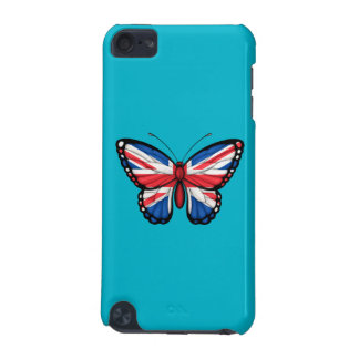 British Butterfly Flag iPod Touch (5th Generation) Covers