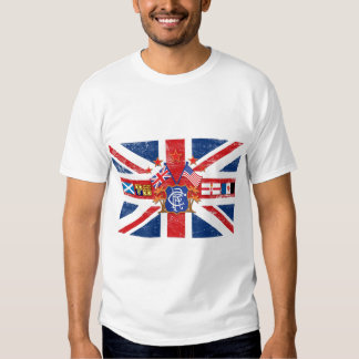 British by the Grace of God Tees