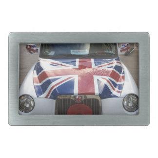 British Cab Belt Buckle