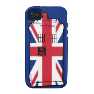 British Call Box Phone Case iPhone 4 Cases