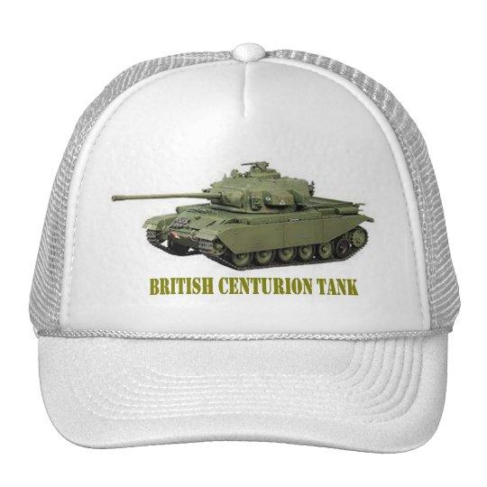 BRITISH CENTURION TANK TRUCKER HAT