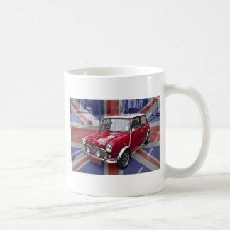 British Classic Mini car Coffee Mug