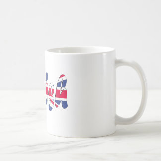 British Coffee Mug