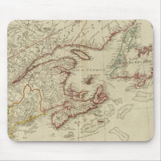 British colonies North America, New England Mouse Pad