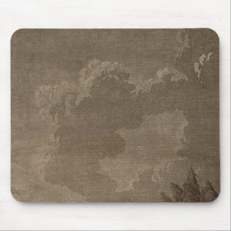 British Columbia battle with cannons Mouse Pad