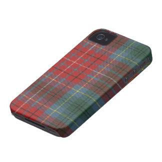 British Columbia BC Tartan Blackberry Bold BARELY  iPhone 4 Case