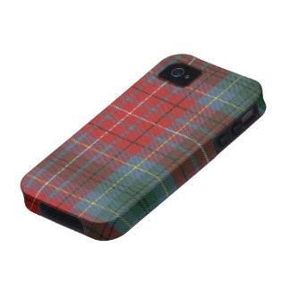 British Columbia BC Tartan iPhone 4 TOUGH Case iPhone 4/4S Cases