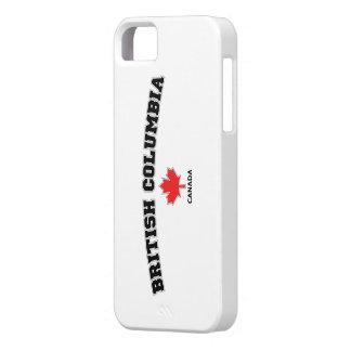 British Columbia Block iPhone SE/5/5s Case