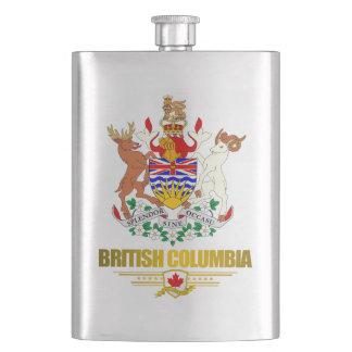 British Columbia COA Flask