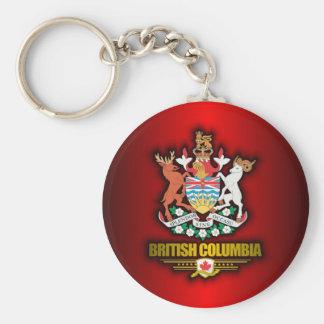 British Columbia COA Keychain