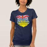 British Columbia Coat of Arms T-shirt