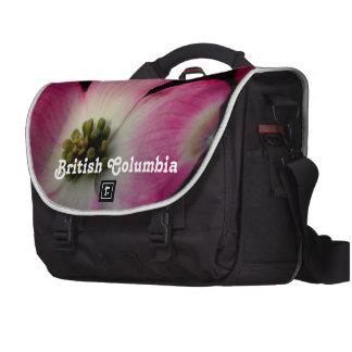 British Columbia Dogwood Commuter Bags