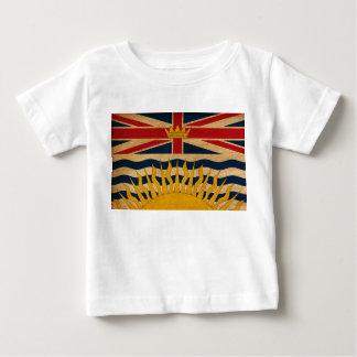 British Columbia Flag Baby T-Shirt