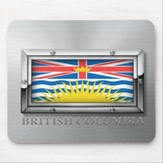 British Columbia Flag (Steel) Mouse Pad