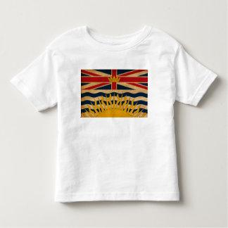 British Columbia Flag Toddler T-shirt
