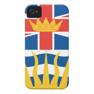 BRITISH COLUMBIA iPhone 4 Case-Mate CASE