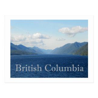 British Columbia Postcard