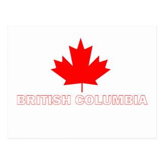 British Columbia Post Cards