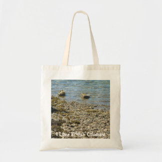 British Columbia Rocks Tote Bag