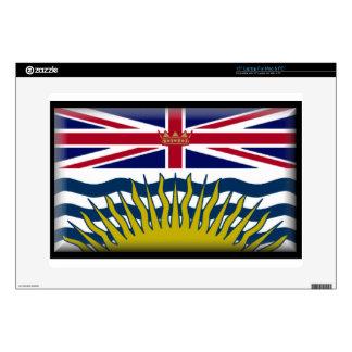 British Columbia Decals For Laptops