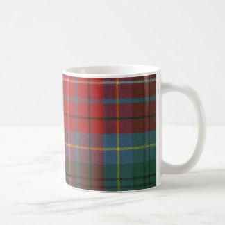 British Columbia Tartan Mug