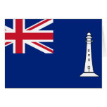 British Commissioners Of Northern Lighthouses, Uni Card