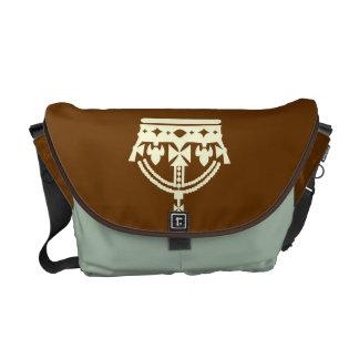 british crown messenger bag