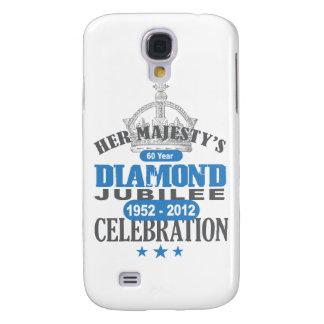 British Diamond Jubilee - Royal Souvenir Samsung Galaxy S4 Cover