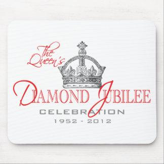 British Diamond Jubilee - Royal Souvenir Mouse Pad