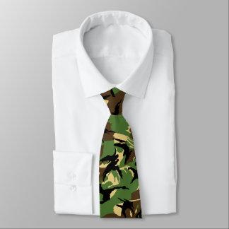 British DPM Camo Neck Tie