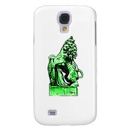 British Emblem Lion rv Green The MUSEUM Zazzle Gif Galaxy S4 Case