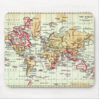 British Empire in 1897 Mousemat Mouse Pad