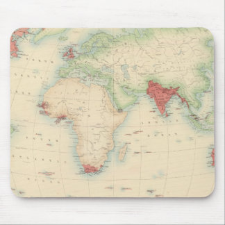 British Empire Mouse Pad
