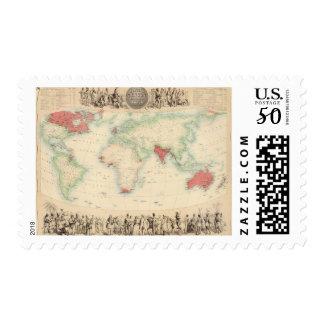 British Empire Postage
