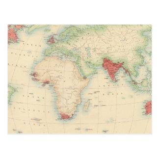 British Empire Postcard